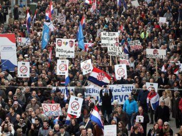 Istanbulska konvencija podijelila Hrvatsku