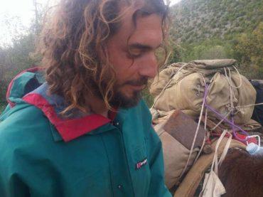 Federico Delize u neobičnom pješačkom poduhvatu: I put u Siriju vodi preko Stoca