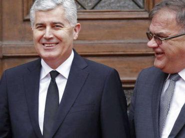 Čović i Ivanić ujedinjeni u opstruiranju prava Bošnjaka