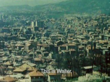 Sarajevo kao glavni filmski junak