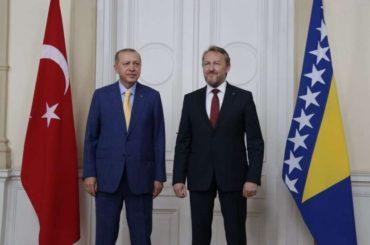 Napadi na tursko-bošnjačko prijateljstvo osuđeni su na propast