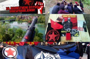 Crvene brigade se postrojavaju, mediji šute