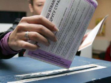 Glasanje kao posljednja linija odbrane od etničkog čišćenja
