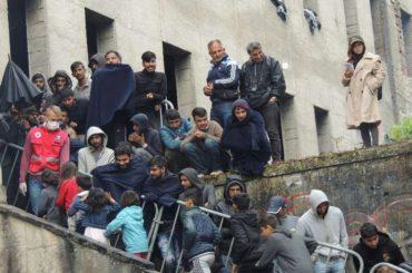 Jedan dan s migrantima u Bihaću