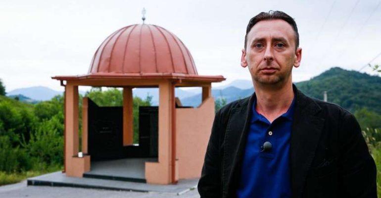 """Emir Bektić, autor knjige """"Kad osvaneš sam"""": Juli je mjesec kada svi tugujemo"""