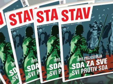 NOVI STAV: Sda za sve, svi protiv SDA