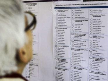 Kandidatske liste za oktobarske izbore: Načelnici mamci za glasače
