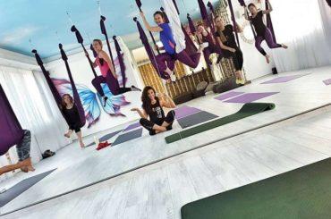 """Svjetski hit """"fly yoga"""": Vježbe koje prkose gravitaciji"""
