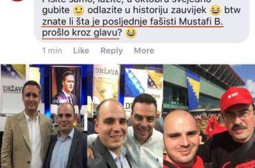 Danju Nikšić, noću Nišić
