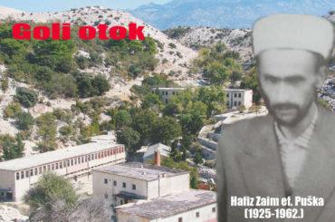 Hafiz na Golom otoku