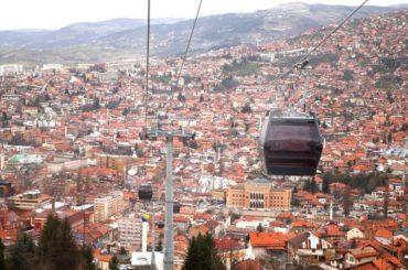 Sarajevo – grad hotela