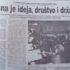 """Kako se 25. novembar obilježavao tokom agresije: Osuđeni da budemo """"partizani"""""""