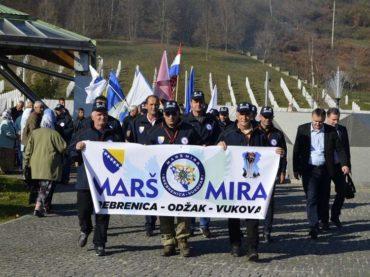 Srebrenica i Vukovar: Zajednički koraci mira