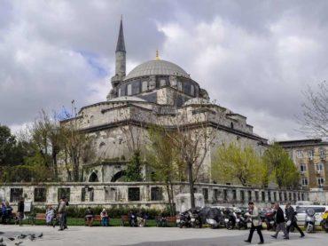 Arhitektonska baština Bošnjaka u Istanbulu