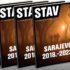 NOVI STAV: Sarajevo 2018 – 2022
