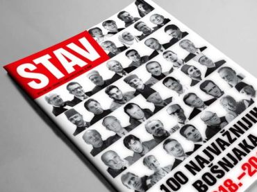 NOVI STAV: 100 najvažnijih Bošnjaka