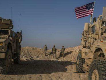 Kraj američkog prisustva u Siriji