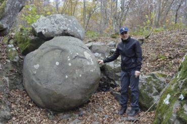 Kamene kugle u Zborištu kod Velike Kladuše