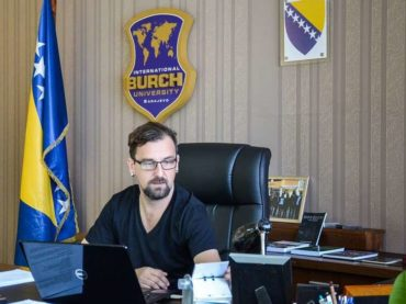 Rektor s Burcha krojit će politiku Univerziteta u Sarajevu
