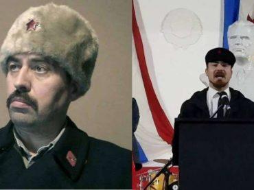 Staljin i Lenjin iz našeg sokaka