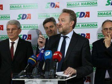SDA najavila apelaciju i pokazala ko je ko u Bošnjaka