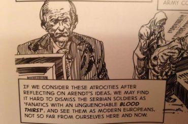 Strip-ilustracija svjetskog nasilja: Dokazana banalnost zla