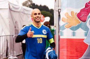 Resul Kugubić, najbolji igrač svijeta na SP za beskućnike