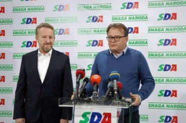 Tri razloga zašto bi SDA i SDP morali zajedno: Ne zagovara se ljubav već država