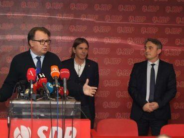 Naša stranka opozicija državi i Federaciji, RS ih ne zanima