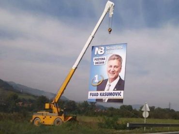 "Kasumoviću iskliznuo iz ruku ""Grb Zenice"""