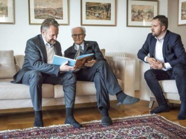 "Ismet Kasumagić član je ""Mladih muslimana"" punih 76 godina"