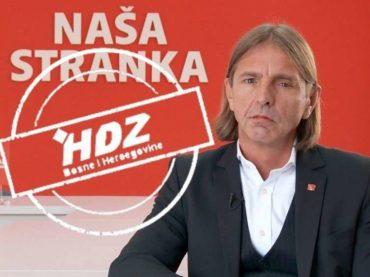 HDZ-ov pečat za Peđu Kojovića
