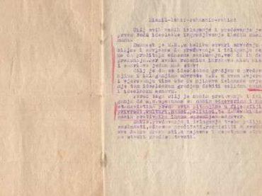 """FELJTON STAVA – MLADI MUSLIMANI (4): Komunistima su """"Mladi muslimani"""" bili neprijatelj broj jedan"""