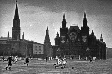 Nogomet u raljama komunizma