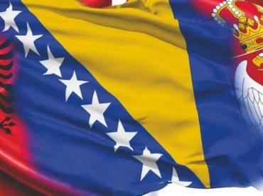Bosna i Hercegovina u procijepu albanskih i srpskih sukoba i dogovora