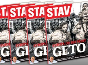 NOVI STAV: Evropa od BiH pravi geto
