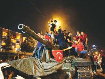 Ustavni poredak Turske jači od terorista