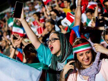 Žene na stadione