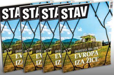 NOVI STAV: Evropa iza žice
