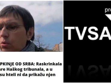 """TVSA postala """"Srna"""""""