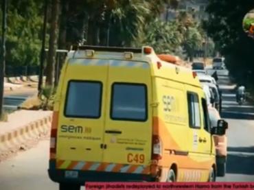 Vozila ISIL-a iz Barcelone