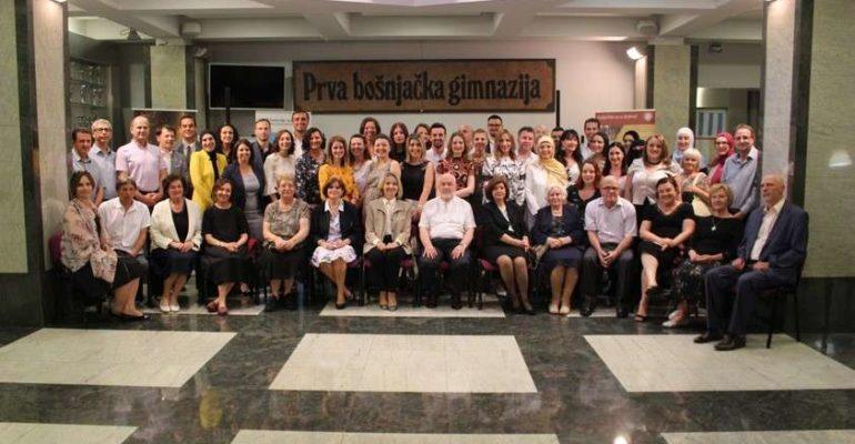 Vrhunska škola u kojoj se voli Bosna
