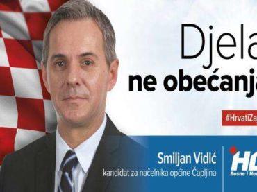 Gradonačelnik Čapljine Vidić nije dozvolio održavanje bajramskog koncerta ispred OŠ Domanovići