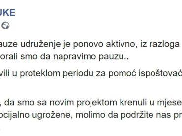 Lagali su da novac skupljaju za nezbrinutu djecu Srebrenice