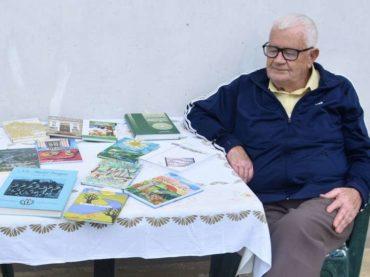 """Samozatajni Ibrahim Ikanović, hodajuća """"institucija"""" iz Vrnograča"""