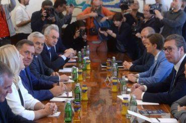 Je li Dodik posrnuo u Beogradu ili se spotaknuo na Programsku deklaraciju SDA