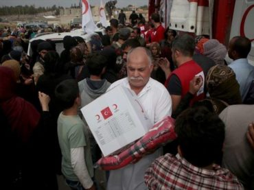 """Turski """"Crveni polumjesec"""" vraća život na sjeveru Sirije"""