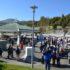 Konvoj iz Hrvatske u Srebrenici