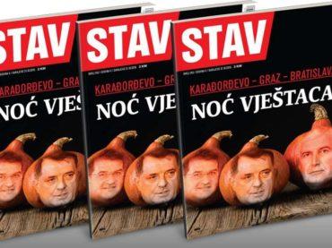 NOVI STAV: Noć vještaca