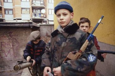 Krišom od roditelja na bedeme Bosne